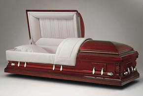 American Style Coffin